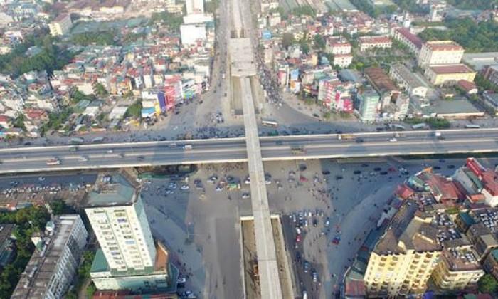 Hà Nội dự kiến đổi 320ha đất để làm một dự án giao thông