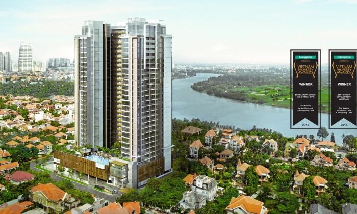 Bán những căn hộ Nassim Thảo Điền, Quận 2, 2 phòng ngủ. Giá 5,6 tỉ