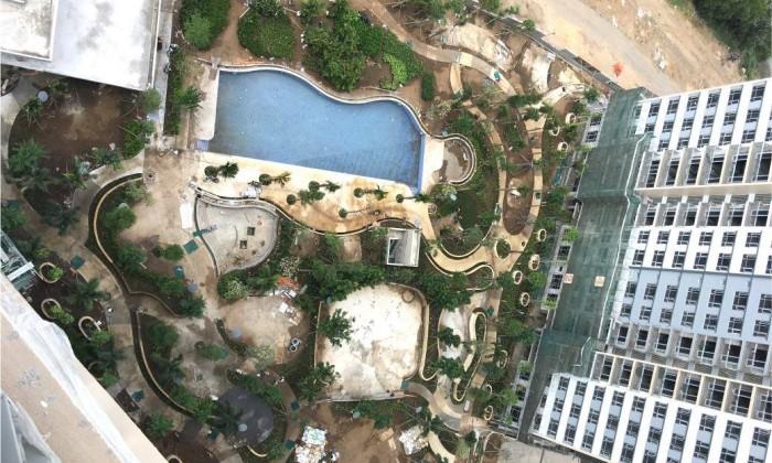 Bán căn hộ Palm Heights, 3 phòng ngủ 105 và 121m2. Giá từ 3,9 tỉ, Nhà Thô. Liên hệ 0909988697