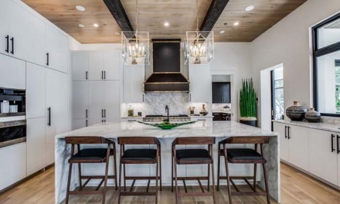 8 ý tưởng về màu sắc cho phòng bếp có thể trường tồn với thời gian