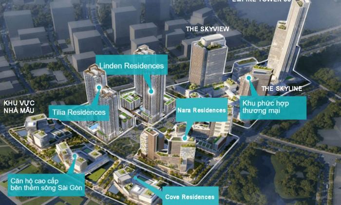 Dự án Empire City - Thủ Thiêm