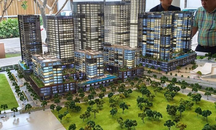 Bán căn hộ Metropole Thủ Thiêm, Giai đoạn 2, Tháp Crest, Gía từ 6,2 tỉ