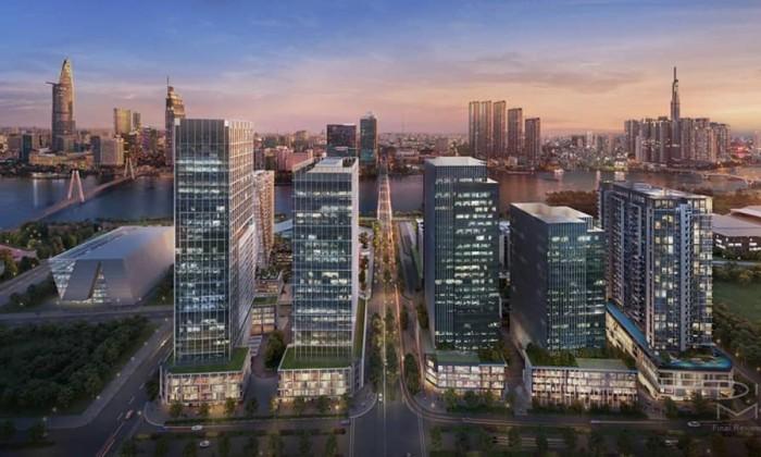 Bán căn hộ Metropole Thủ Thiêm, 1 2 3 phòng ngủ, Giai đoạn 1,2, Galleria, Crest