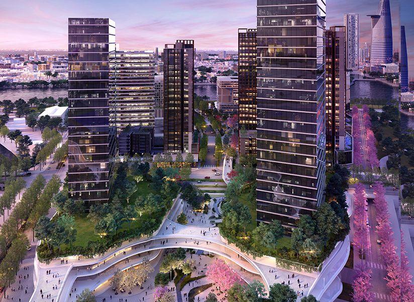 Bán căn hộ EMPIRE City Thủ Thiêm, Linden, Tilia, Cove, Narra, Thanh toán tiến độ.